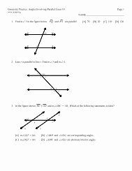 Proving Lines Parallel Worksheet Lovely Proving Lines Parallel Worksheet C Worksheets States Of Matter Worksheet Matter Worksheets