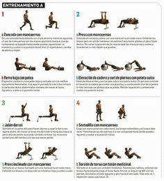 A. ENTRENAMIENTO MARCIAL: LAS ARTES MARCIALES MIXTAS TE PONEN EN FORMA   Aptitud Fitness