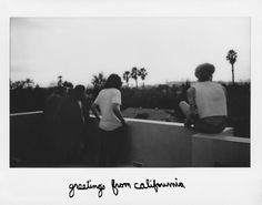 Greetings from Califournia-the Neighbourhood