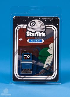 Star Wars Star Tots Celebration VI Power Droid / Gonk Droid