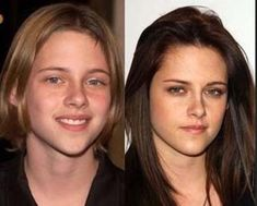 Celeb Surgery Kristen Stewart Nose Job Before and After - Celebrity plastic surgery photos before and after - http://www.celebfancy.com/celeb-surgery-kristen-stewart-nose-job-before-and-after/?Pinterest