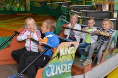 Kermis in Etten-Leur-Noord van 19 t/m 22 september 2015.