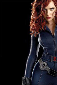 Scarlett, as Black Widow                                                       …