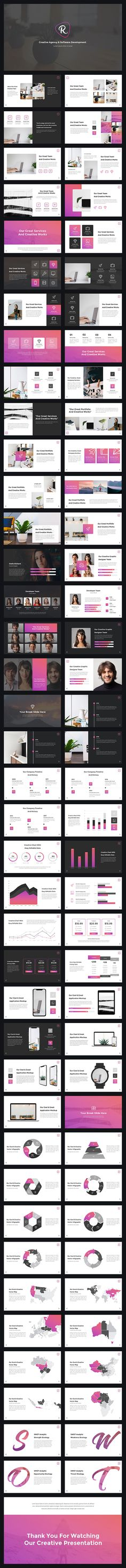 Rapido - Creative PowerPoint Template