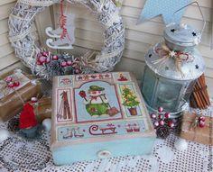 Купить Фонарь-подсвечник, декор. - новый год 2016, Новый Год, фонарь, подсвечник, зима, заснеженный