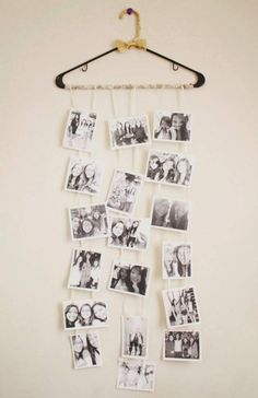 Cute DIY Photo Collage | 15 Unique Photo Display Ideas To Bring Your Memories To Life