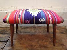 Image of Custom Kilim Bench - Small