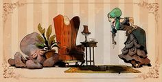 Otto And Victoria Brian Kesinger is a story artist at Walt Disney Animation Studios and by night he's an author and illustrator of Walking Your Octopus.