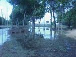 Flooding near Avenue W. in Ensley in central Jefferson County. #hurricaneivan, #CabinetHardware.org, #hurricane