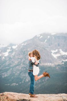 Courtney & Lawson.  I just love these two. Being from Texas but having roots in Colorado, the pair decided on an Aspen wedding after getting engaged in Boulder. Of course, we had to follow suit with their engagement pictures in Rocky Mountain National Park!I love that we incorporated fly fishing into their session, as …