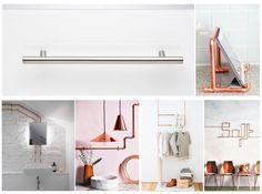 Tub handle by Viefe for kitchens and bathrooms. Tirador Tub de Viefe para cocinas y baños..