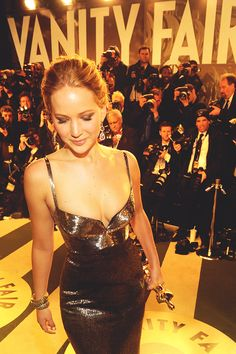 jennifer lawrence in calvin klein.