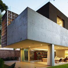 Sumaré House / Isay Weinfeld Arquitecto