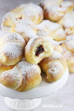 Food Cakes, Croissants, Pretzel Bites, Doughnut, Italian Recipes, Food Inspiration, Donuts, Cake Recipes, Recipies