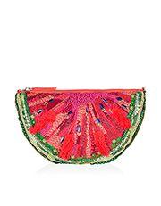 Watermelon Across Body Bag