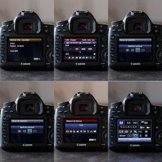 Configura tu cámara reflex, paso a paso. Food Photography Styling, Food Styling, Photoshop, Photo Tutorial, Photo Tips, Casio Watch, Drinks, People, Inspiration
