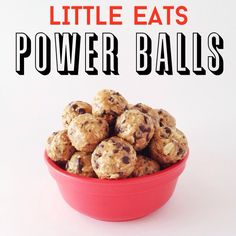Power Balls by Clean Eats & Treats