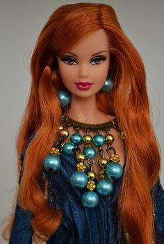 If Liana were a barbie she would be this cute one #lovelianashair