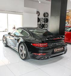 #Porsche 911 Turbo 2017