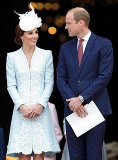 Best Pictures of Prince William and Kate Middleton | 2016 | POPSUGAR Celebrity