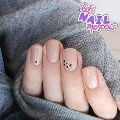 Let's Nail Moscow Love Nails, Pretty Nails, My Nails, Minimalist Nails, Nail Swag, St Patrick's Day, Super Nails, Nagel Gel, Nail Manicure