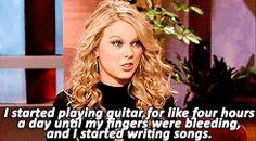 Taylor on Ellen (1/10)