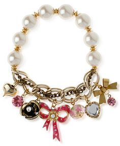 Betsey Johnson Bracelet,