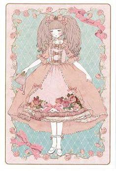 Babydoll Faerie - poisoned-apple: Artist: Kira Imai