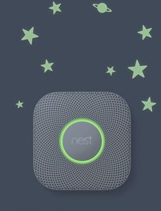 Nest Protect gives you a Nightly Promise. No one should be woken up by a low-battery chirp at 2am from your smoke alarm. Nest Protect tests itself at night and will give you a quick green glow to let you know everything is properly working. So you can count sheep, not chirps.