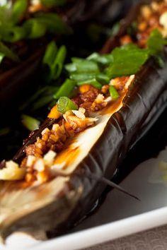 Japanese Eggplant by foodrepublik: 15 minutes. #Japanese_Eggplant #Easy