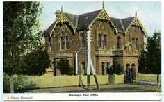 Warragul post office Post Office, Offices, Victoria, Mansions, House Styles, Home Decor, Decoration Home, Room Decor, Snail Mail