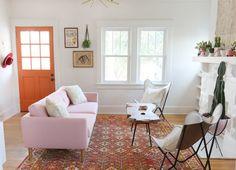 Inside Kacey Musgraves' Living Room Revamp | Joss & Main