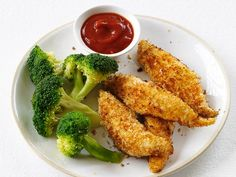 Serve this kid-favorite meal with steamed broccoli and sauce for just 330 calories per serving.