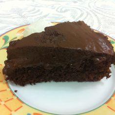 "Sinful ""Insult to injury"" Chocolate Cake | ""עוגת שוקולד ""חטא על פשע"