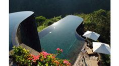Take a dip into the most amazing pools around the world: Bali