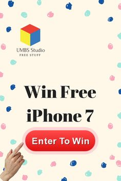Enter to win Free iPhone 7 in just 3 steps that won't take more than 30 seconds. Enter to win according to your country. Give a Try!