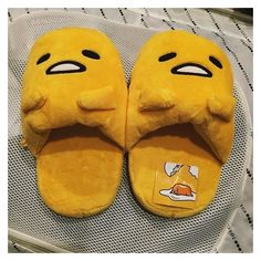 1e3f06cf814 Gudetama slippers - Google Search