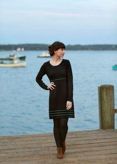 Organic Cotton Leighton Sweater Dress