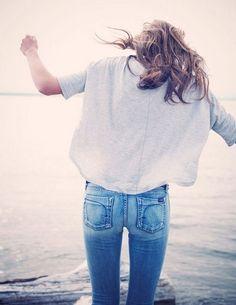 beautiful, black, blond, fashion, girl - inspiring picture on Favim.com