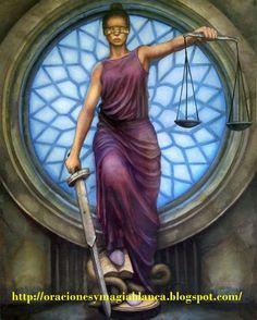 Oracion para pedir JUSTICIA