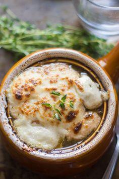 French Onion Soup (vegan)