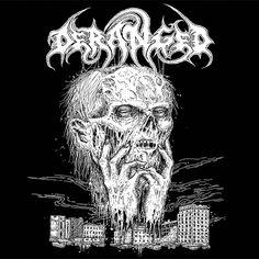 GERATHRASH - extreme metal: Deranged - Morgue Orgy (EP) (2013) | Brutal Death ...