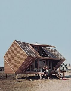 Summer Home Designed By Andrew Geller On Fire Island New York Long