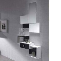 Meuble d 39 entr e design eva atylia commode entree - Ikea meuble d entree ...