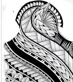 Samoan tattoo for men
