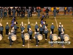 "I have chosen this video of Jackson StateUniversity's Sonic Boom of the South Marching Band because each time I see the band perform, it encapsulates the excitement, pride & love I have for ""my dear old college home."""