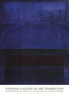 "Inside the Pomegranate: rothko's ""blue, green, and brown"""