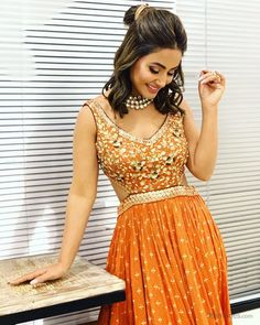 Hina Khan Hot HD Photos & Wallpapers for mobile Pakistani Dresses, Indian Dresses, Indian Outfits, Bollywood Images, Bollywood Celebrities, Heena Khan, Hd Photos, Beautiful Actresses, Traditional Outfits
