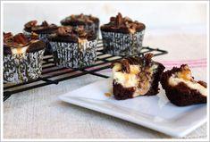 Chocolate Cheesecake Turtle Cupcake Recipe