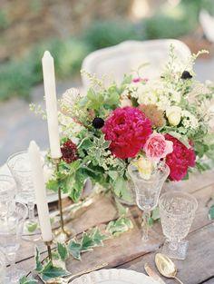 wedding centerpiece idea; photo: Carolly Fine Art Photography